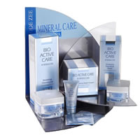 Mineral care show display